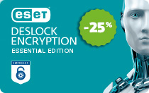 ESET DESlock Encryption Essential Edition - Ontinet.com