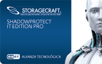 StorageCraft ShadowProtect IT Edition Pro - Ontinet.com