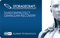 StorageCraft ShawdowProtect Granular recovery - Ontinet.com